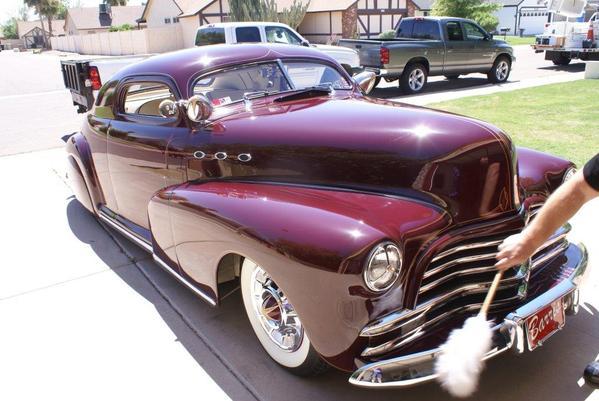 Chevrolet 1946 - 48 custom & mild custom - Page 2 32663010