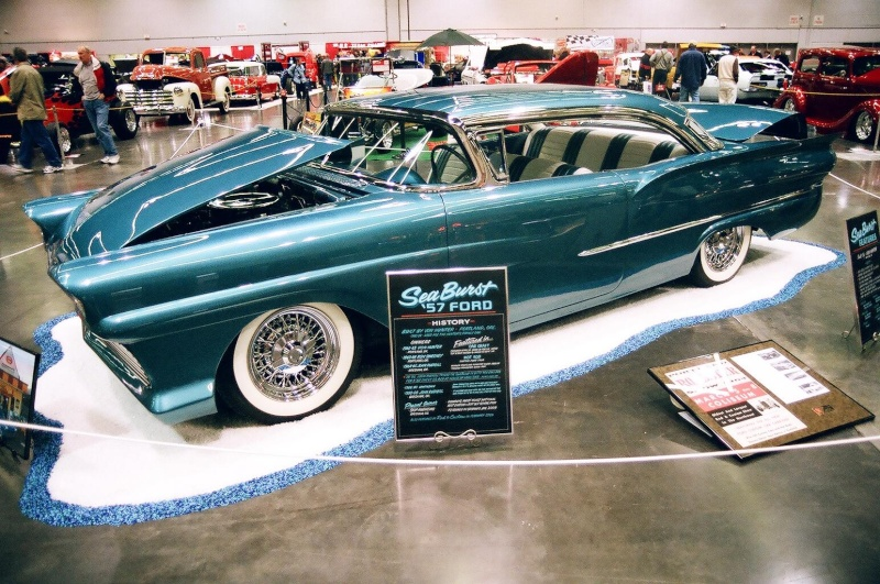 Ford 1957 & 1958 custom & mild custom  - Page 3 33450311