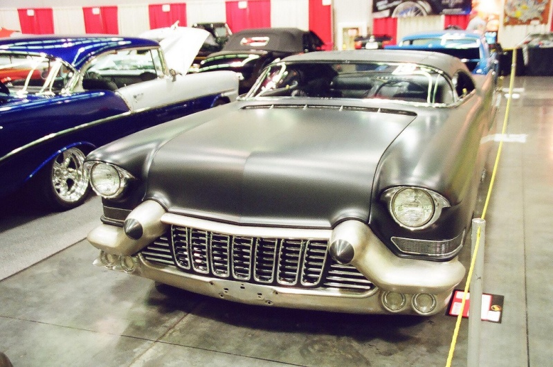 Cadillac 1957 & 1958  custom & mild custom 33512110