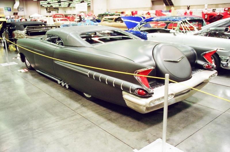 Cadillac 1957 & 1958  custom & mild custom 33512112