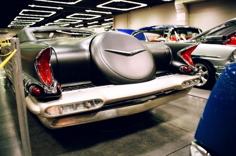 Cadillac 1957 & 1958  custom & mild custom 33520511