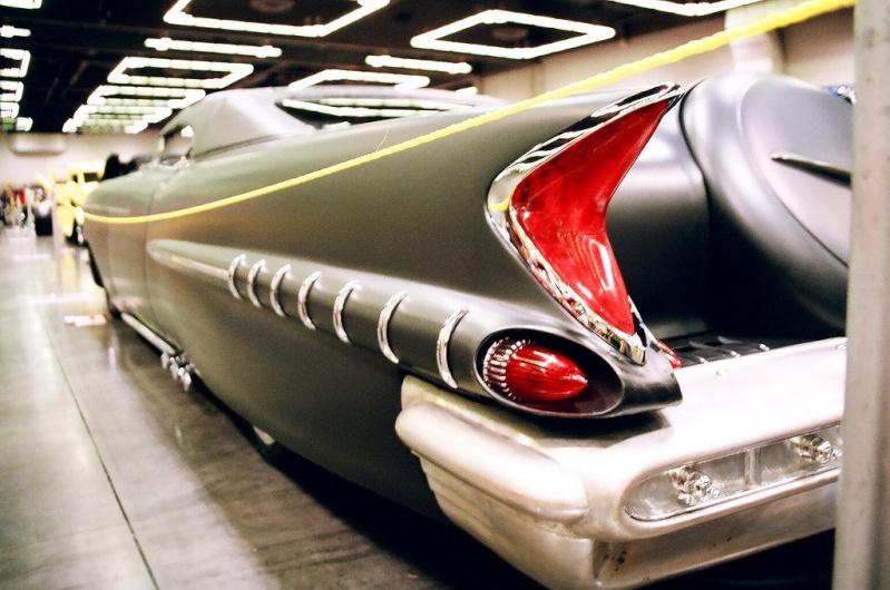 Cadillac 1957 & 1958  custom & mild custom 33520512