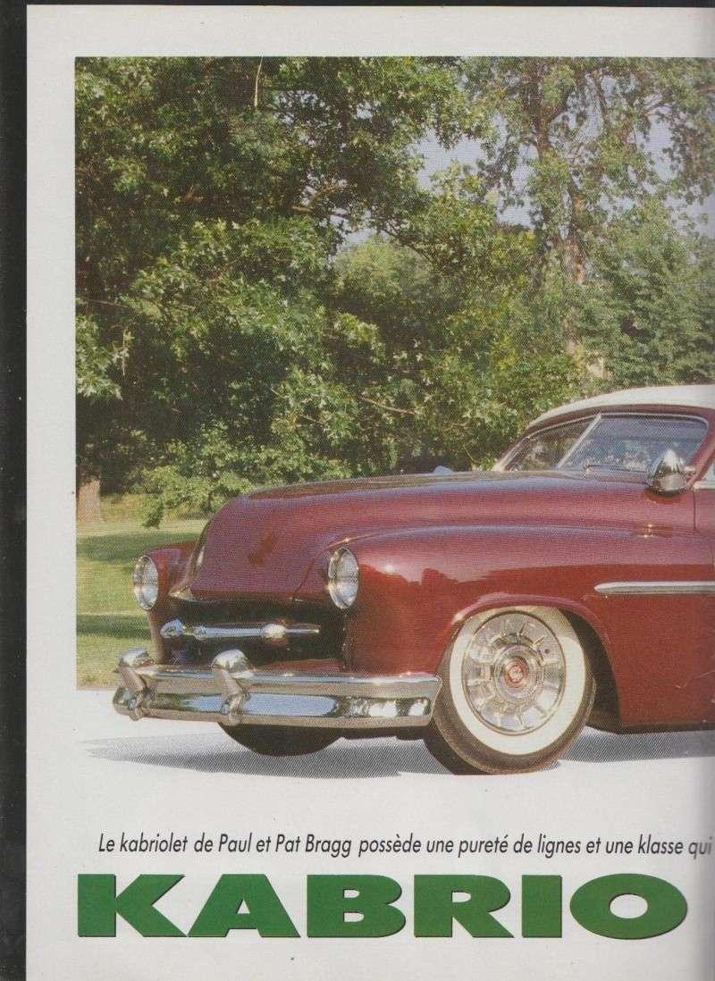 Kabrio Kustom - Mercury 1951 Kustom - Nitro 3511