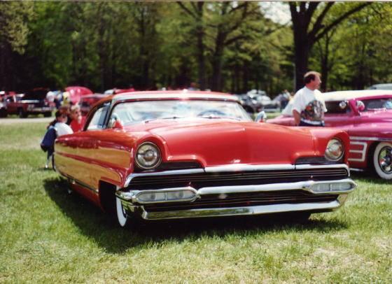 Lincoln 1956 - 1957 custom & mild custom 3561_110