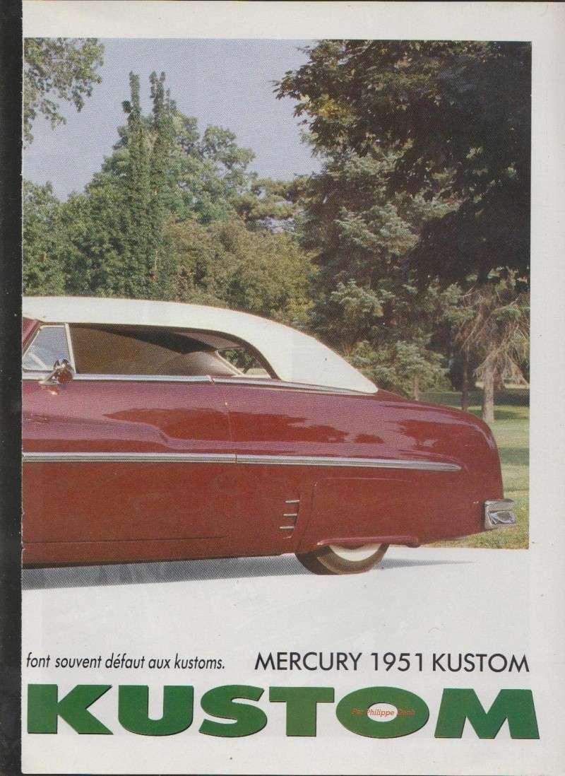 Kabrio Kustom - Mercury 1951 Kustom - Nitro 3611