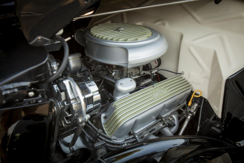 Ford 1935 - 38 custom & mild custom - Page 2 36engi14