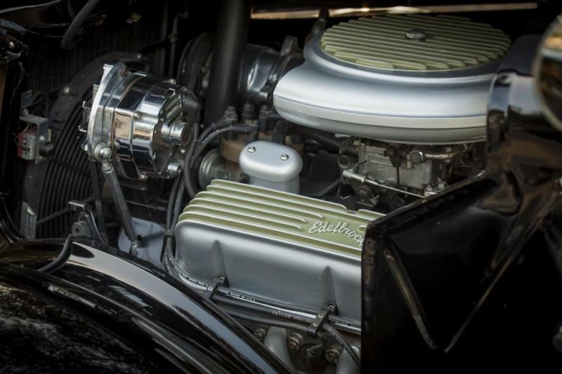 Ford 1935 - 38 custom & mild custom - Page 2 36engi15