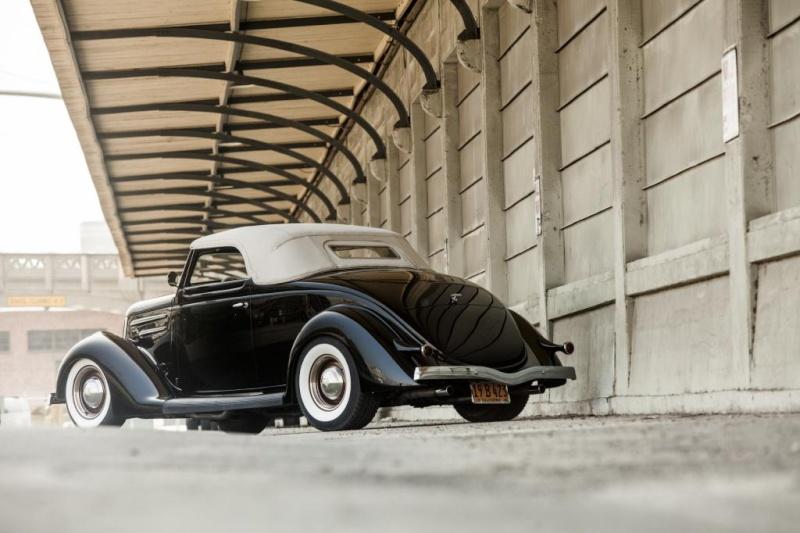Ford 1935 - 38 custom & mild custom - Page 2 36rear11
