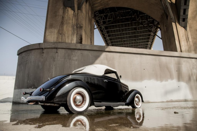 Ford 1935 - 38 custom & mild custom - Page 2 36rear12
