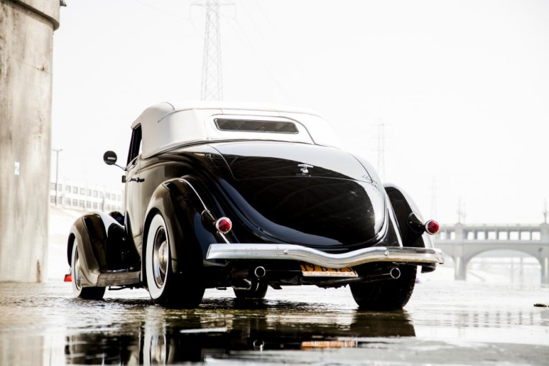 Ford 1935 - 38 custom & mild custom - Page 2 36rear13