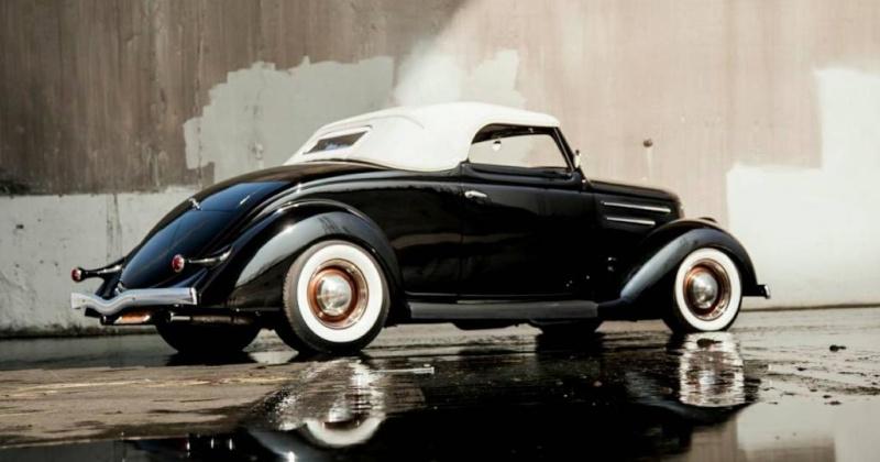 Ford 1935 - 38 custom & mild custom - Page 2 36wall10