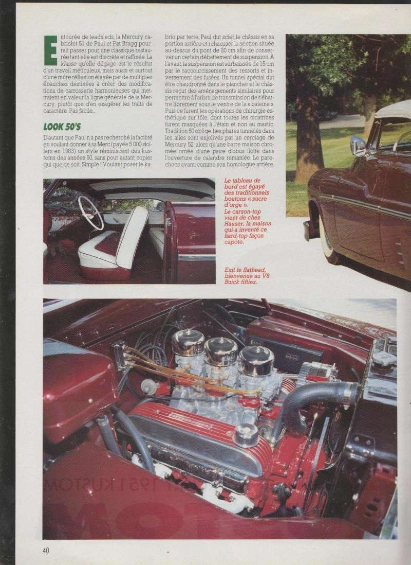 Kabrio Kustom - Mercury 1951 Kustom - Nitro 3711