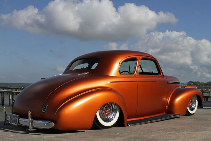 Chevy 1940 - 45 custom & mild custom 37927910