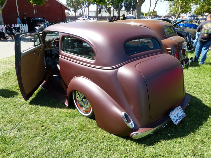 Chevrolet 1936 - 39 custom & mild custom 37chev10