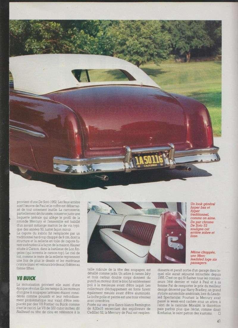Kabrio Kustom - Mercury 1951 Kustom - Nitro 3812