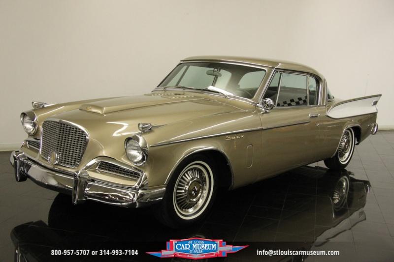 Studebaker classic cars 385410