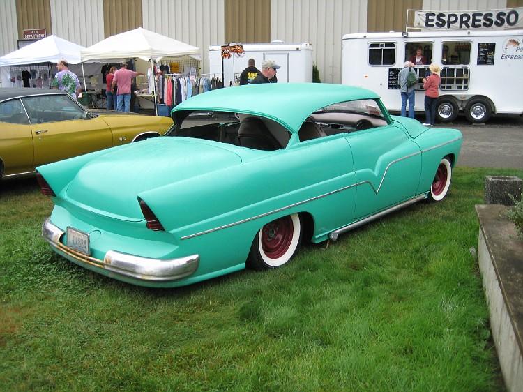 1949 Mercury - George Tylers  38684310