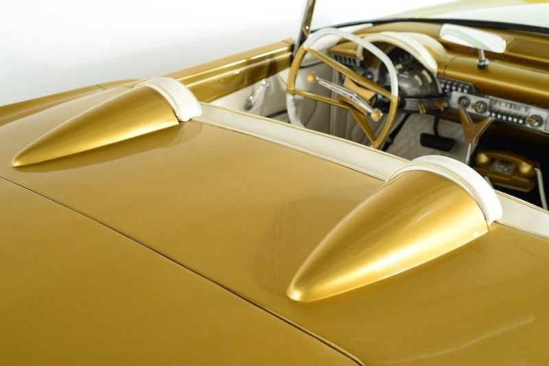 1955, '56 and '57 T-Bird custom & mild custom 3913