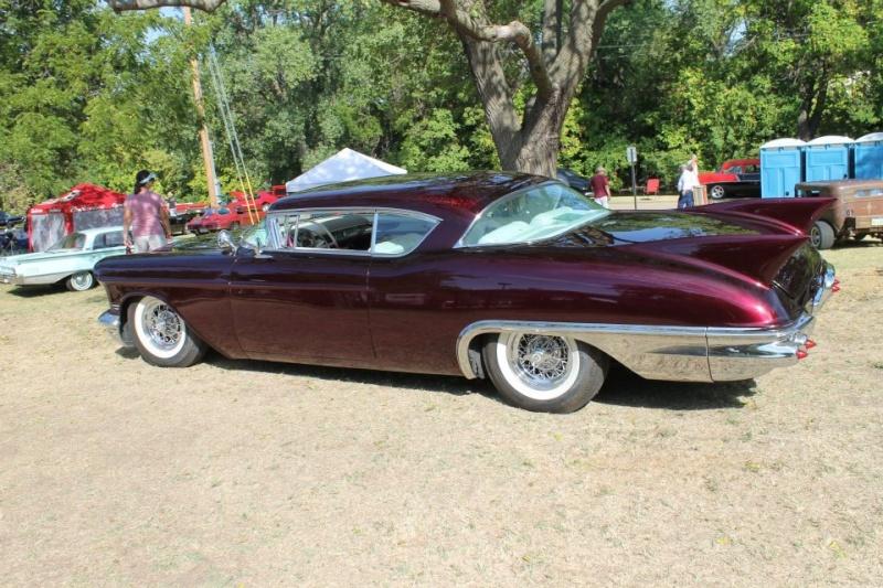 Cadillac 1957 & 1958  custom & mild custom 39229210