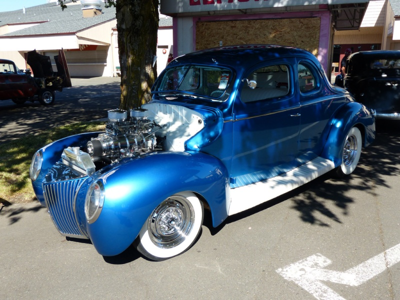1940's hot rod 39ford10