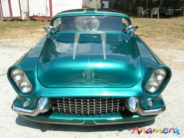 Oldsmobile 1955 - 1956 - 1957 custom & mild custom 3df76310