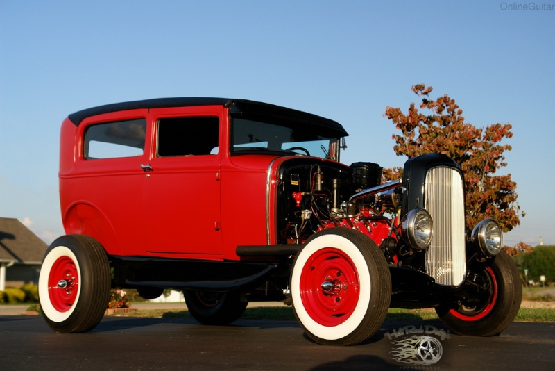 1930 Ford hot rod - Page 2 40-12-10