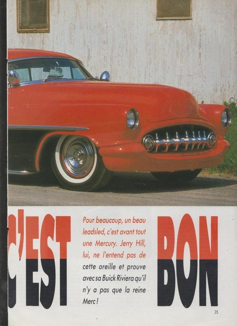Deux tons c'est bon - Buick Riviera 1953 Leadsled - Nitro 4011