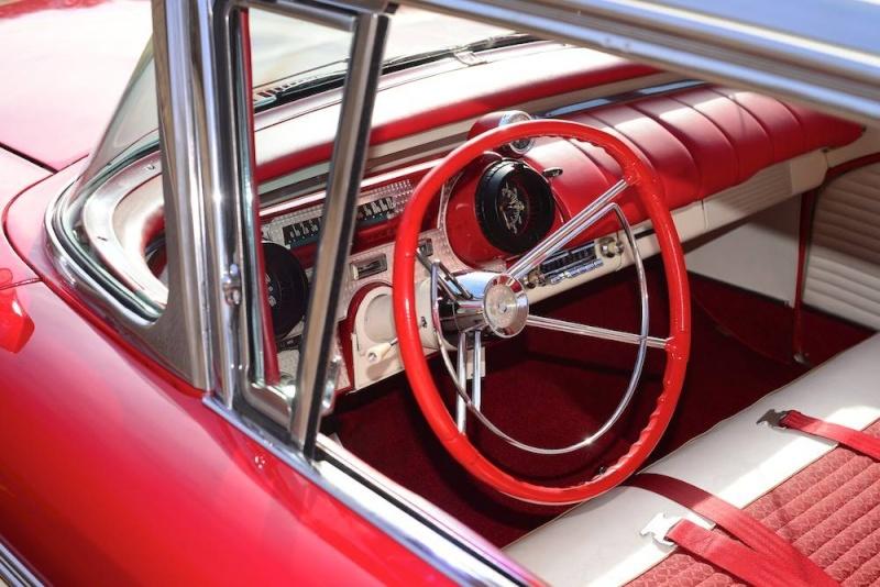 Mercury classic cars 4014
