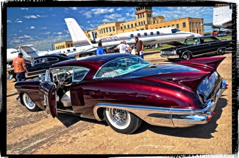 Cadillac 1957 & 1958  custom & mild custom 40822710