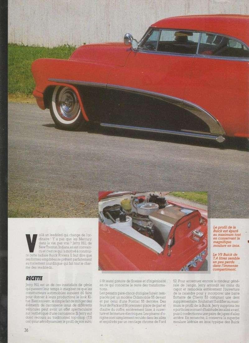 Deux tons c'est bon - Buick Riviera 1953 Leadsled - Nitro 4111