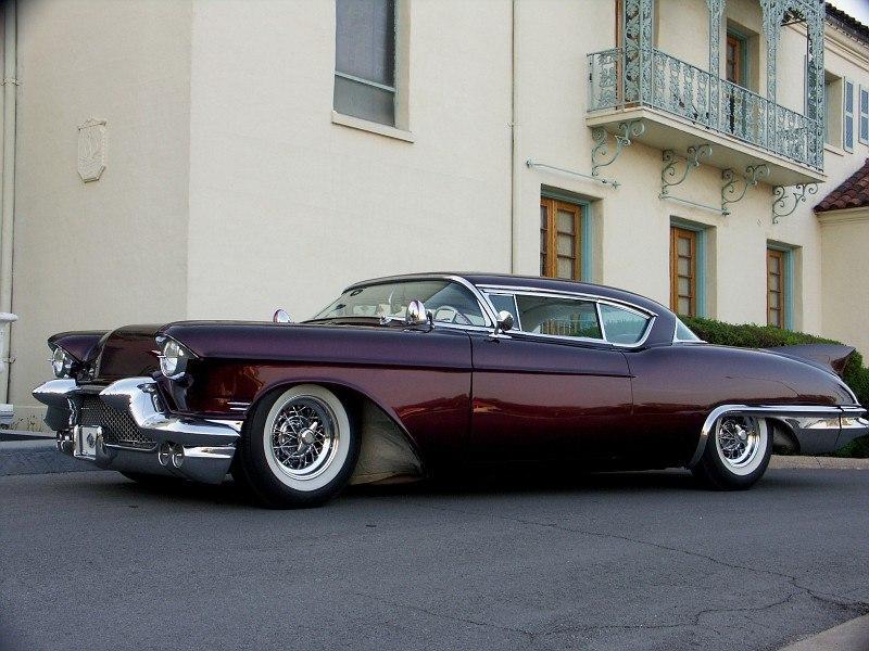 Cadillac 1957 & 1958  custom & mild custom 41706210