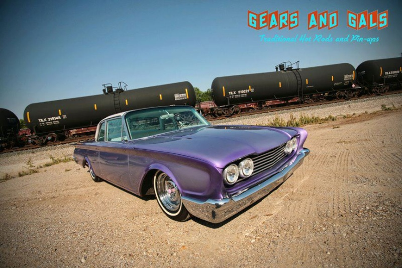Ford 1960 custom & mild custom 41896310