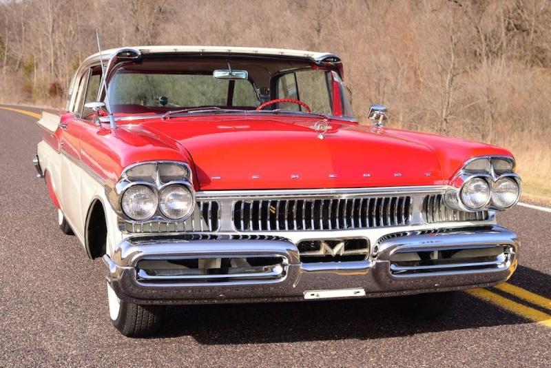 Mercury classic cars 421
