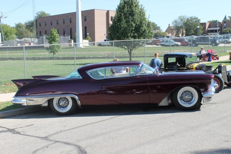 Cadillac 1957 & 1958  custom & mild custom 42265410