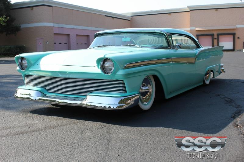 Ford 1957 & 1958 custom & mild custom  - Page 2 4241_p10