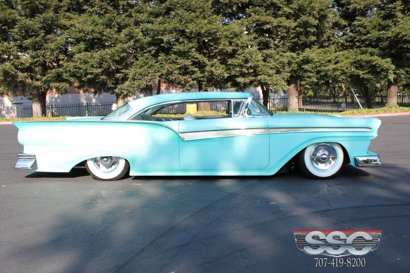 Ford 1957 & 1958 custom & mild custom  - Page 2 4241_p25
