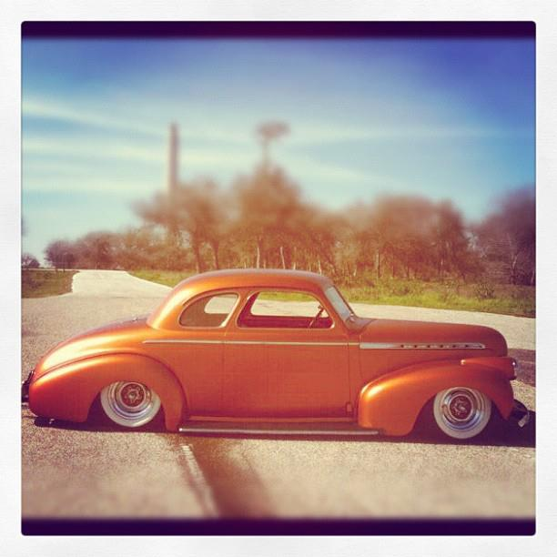Chevy 1940 - 45 custom & mild custom 42424310