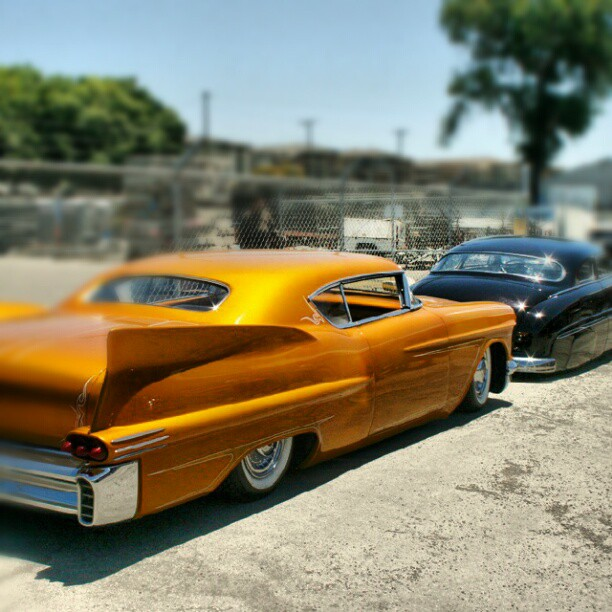 Cadillac 1957 & 1958  custom & mild custom - Page 2 42546910