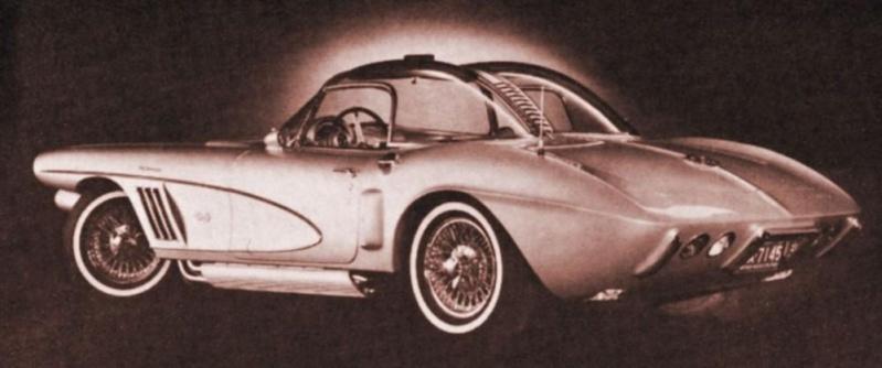 1958 Chevrolet Corvette XP-700 42651110