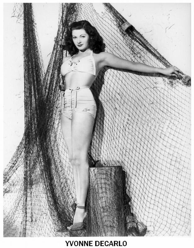Yvonne De Carlo - actrice 42719910