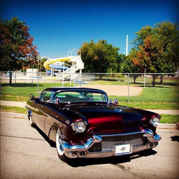 Cadillac 1957 & 1958  custom & mild custom 42795910