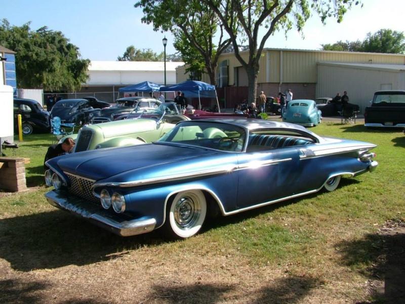 Dodge & Plymouth 1960 - 1961 custom & mild custom 43198910