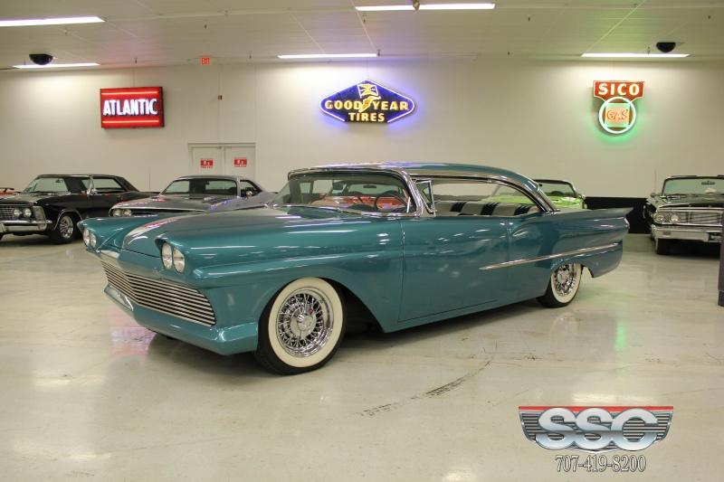 Ford 1957 & 1958 custom & mild custom  - Page 2 4413_p10
