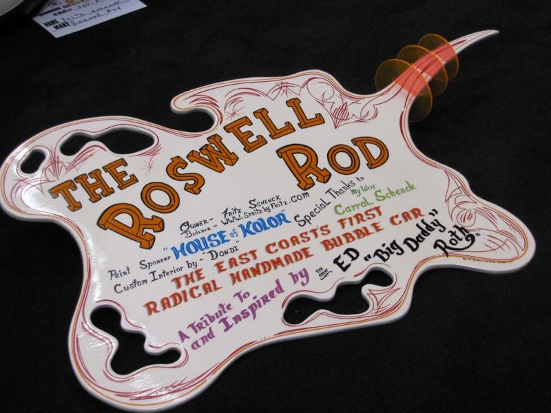 The Rozwell rod - Fritz Schenck 45465710