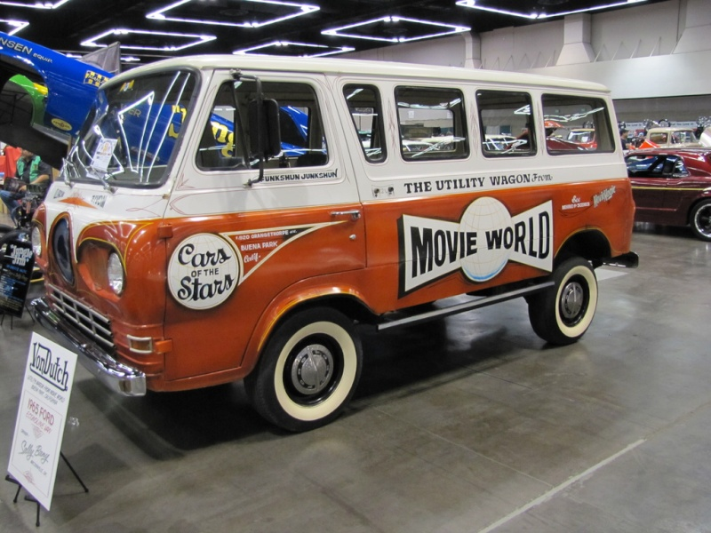 Ford Econoline 1961 - 1967 45472910