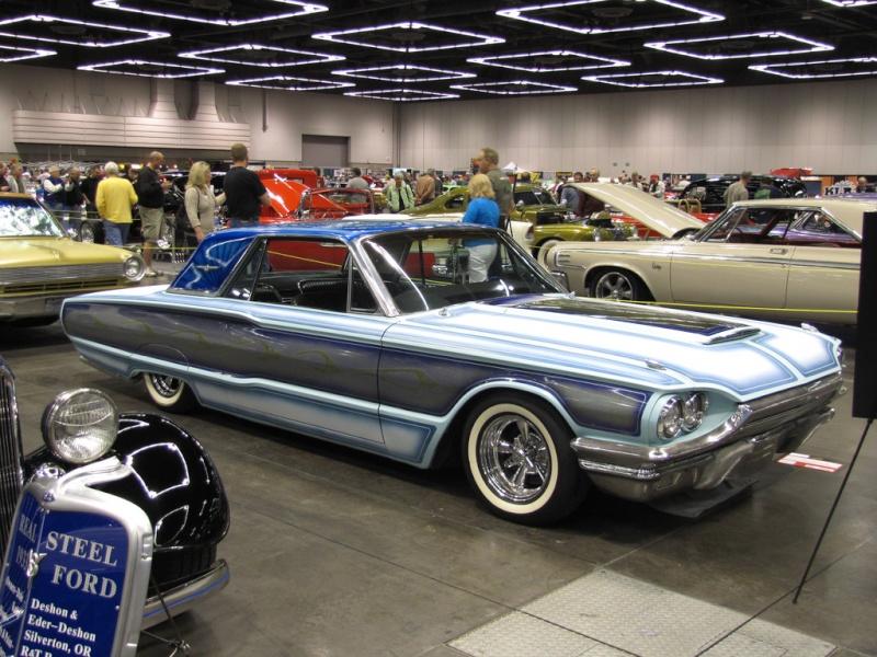 Ford Thunderbird 1964- 1966 custom & mild custom 45523710