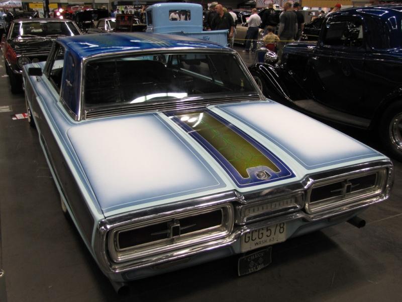 Ford Thunderbird 1964- 1966 custom & mild custom 45523713