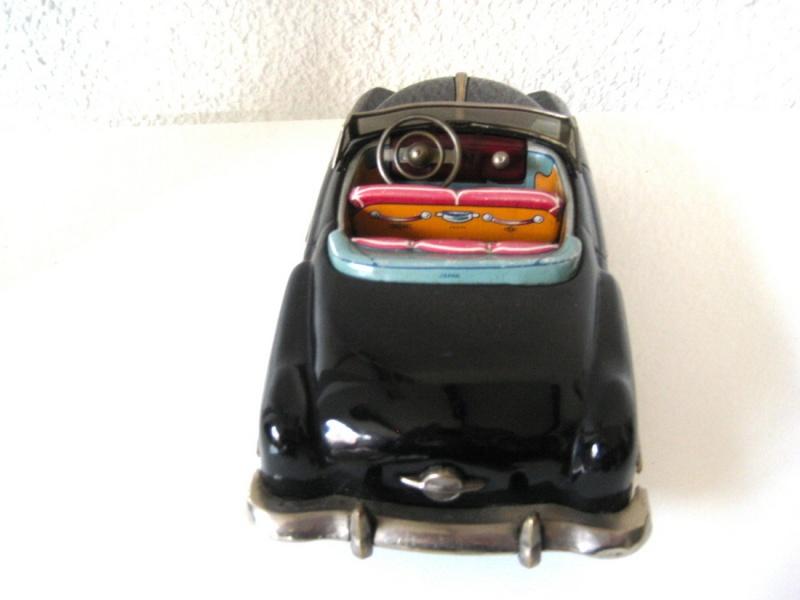 us car -  tôle - Tin Toys -  1950's & 1960's - Page 2 46231810