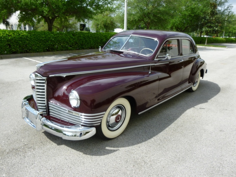 Packard  classic cars 47pack16