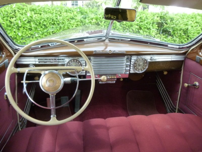 Packard  classic cars 47pack21